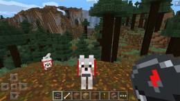 Minecraft PE - собаки