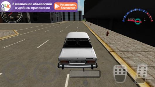 Lada Racing Simulator 2106 - шальная скорость