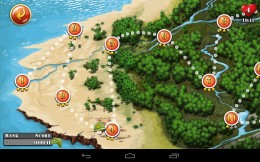 Tank Riders 2 - выбор миссии