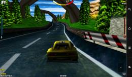 Raging Thunder - геймплей