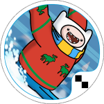 Ski Safari: Adventure Time - иконка