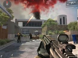 Modern Combat 3: Fallen Nation - перестрелка
