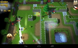 Tank Riders 2 - геймплей