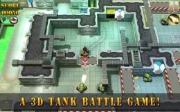 Tank Riders - битва