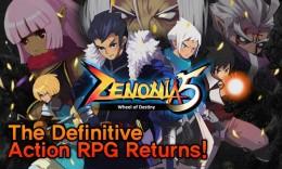 ZENONIA® 5 - заставка