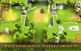 Tank Riders - одиночная игра