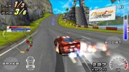 Raging Thunder 2 - геймплей