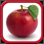 Овощи и Фрукты для детей - иконка