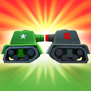 Иконка - Bumper Tank Battle для Android