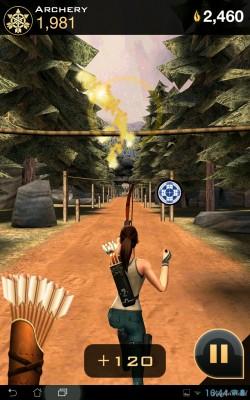 Стрельба - The Hunger Games для Android