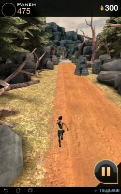 Геймплей - The Hunger Games для Android