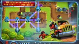 Fieldrunners 2 - геймплей