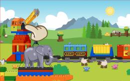 LEGO® DUPLO® Train - геймплей