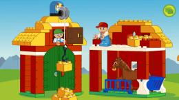 LEGO® DUPLO® Мороженое - ферма