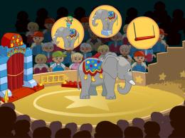 LEGO® DUPLO® Circus - слон