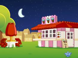 LEGO® DUPLO® Food - кафе ночь