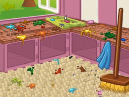 LEGO® DUPLO® Food - уборка
