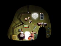 Botanicula - геймплей