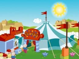 LEGO® DUPLO® Circus - цирк
