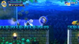 Sonic 4 Episode II - геймплей