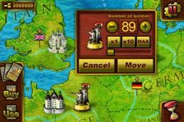 European War - найм