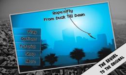 Rope'n'Fly 3 - Dusk Till Dawn - прыжок