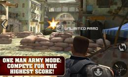 FRONTLINE COMMANDO - геймплей