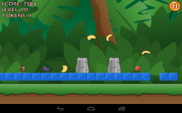 Jungle Monkey - геймплей