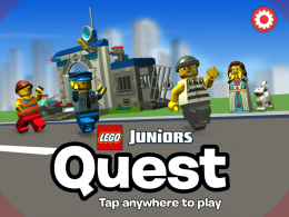 LEGO® Juniors Quest - заставка