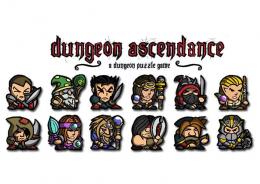 Dungeon Ascendance - заставка