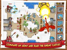 Castle Raid 2 - битва