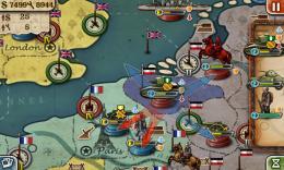 European War 3 - карта