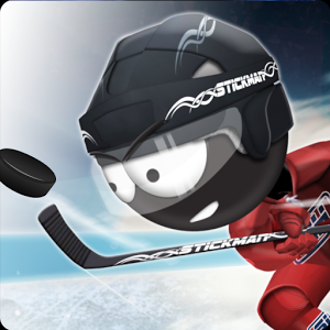 Stickman Ice Hockey - иконка