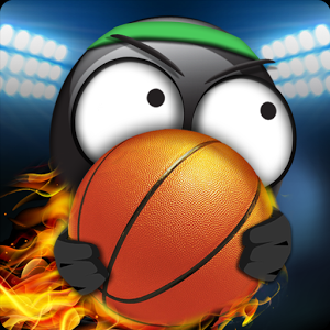 Stickman Basketball - иконка