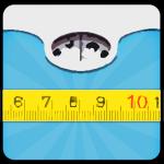 Идеальный вес (ИМТ) - иконка