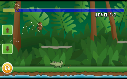 Jungle Monkey 4 - игра