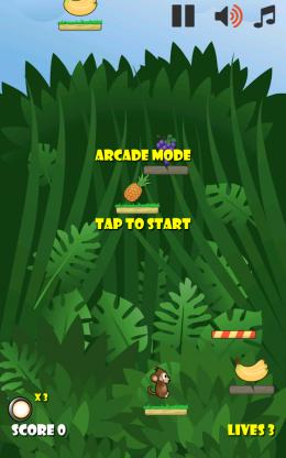 Jungle Monkey 5 - аркада