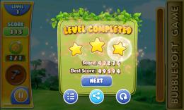 Jewel Quest 5 - конец уровня