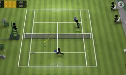 Stickman Tennis - игра