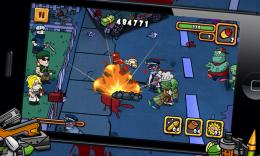 Zombie Age - бой