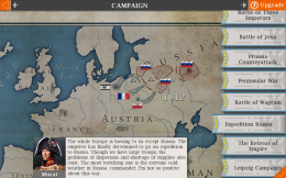 European War 4: Napoleon - кампании