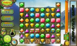 Jewel Quest 3 - геймплей