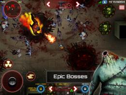 SAS: Zombie Assault 4 - босс