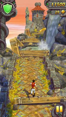 Temple Run 2 - геймплей