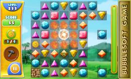 Jewel Quest 5 - геймплей