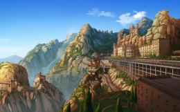 Сломанный Меч 5: Эпизод 2 - горы