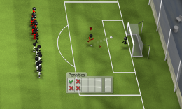 Stickman Soccer 2014 - пенальти