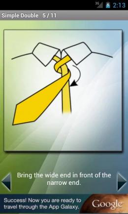 Как завязать галстук - инструкция