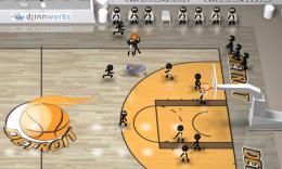 Stickman Basketball - игра