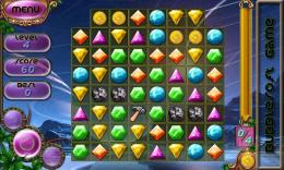 Jewel Quest 2 - геймплей